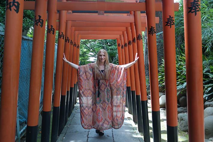 Tempel-i-Ueno