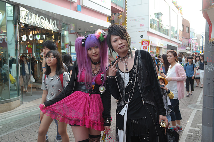 cosplay-Harajuku