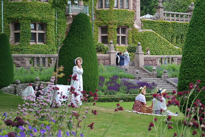 jane-austen-picknick-vid-slottet
