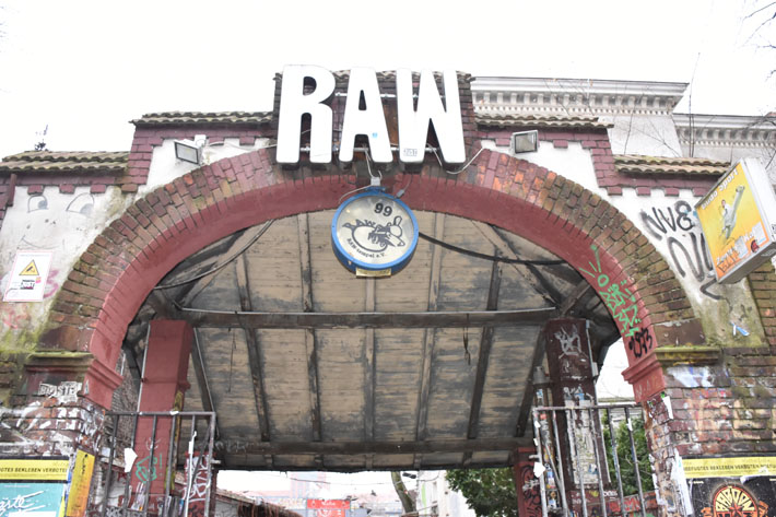 RAW BERLIN