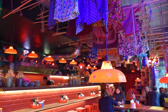 Sixtyseven junkfood in Berlin