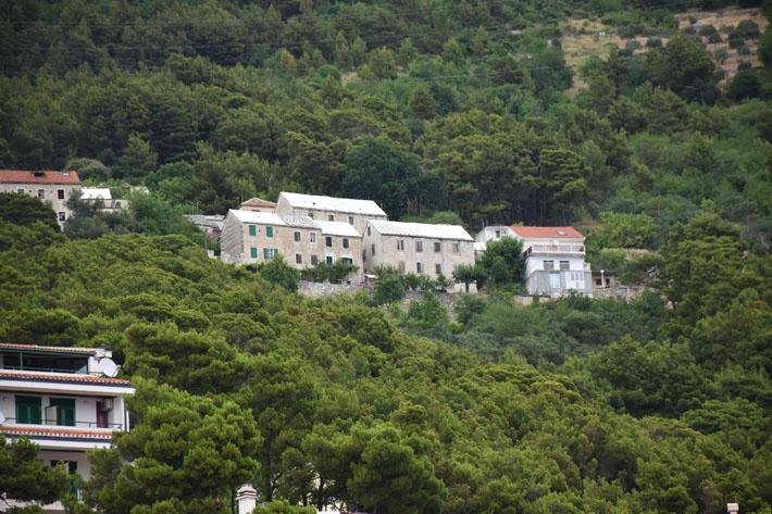 Brela- Makarska Rivierans lilla pärla