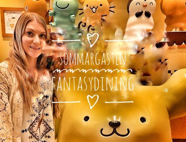 Sommargästen: Fantasy Dining