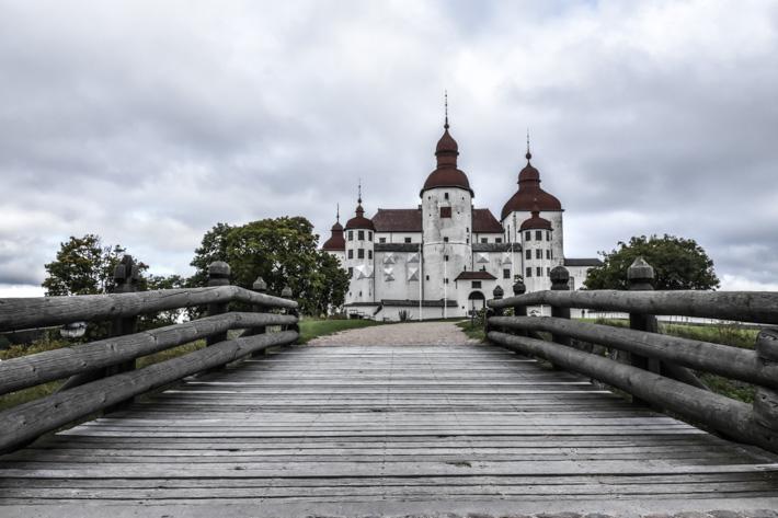 Höstutflykt till Läckö slott