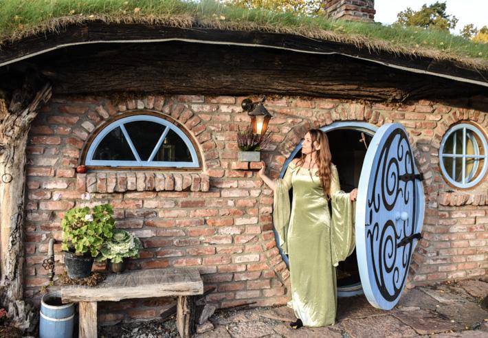 Testa på livet som Hobbit