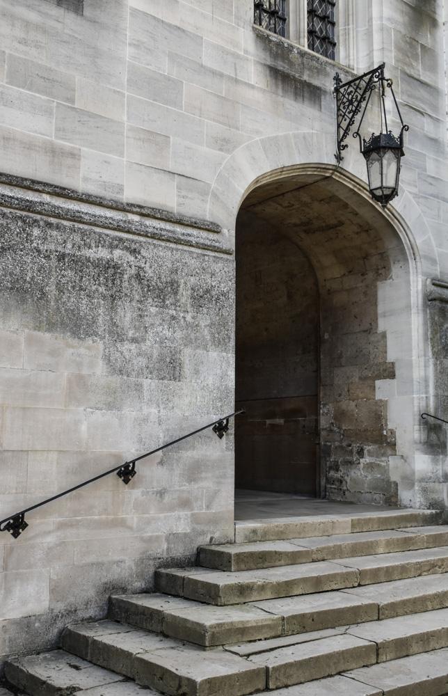 Oxford-  Guiden till platserna där man spelade in Harry Potter