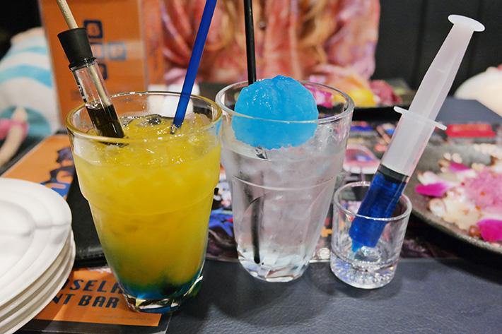 Drinks-Capcom-Bar