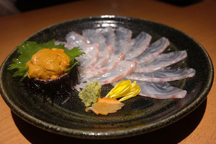 seabream-sashimi