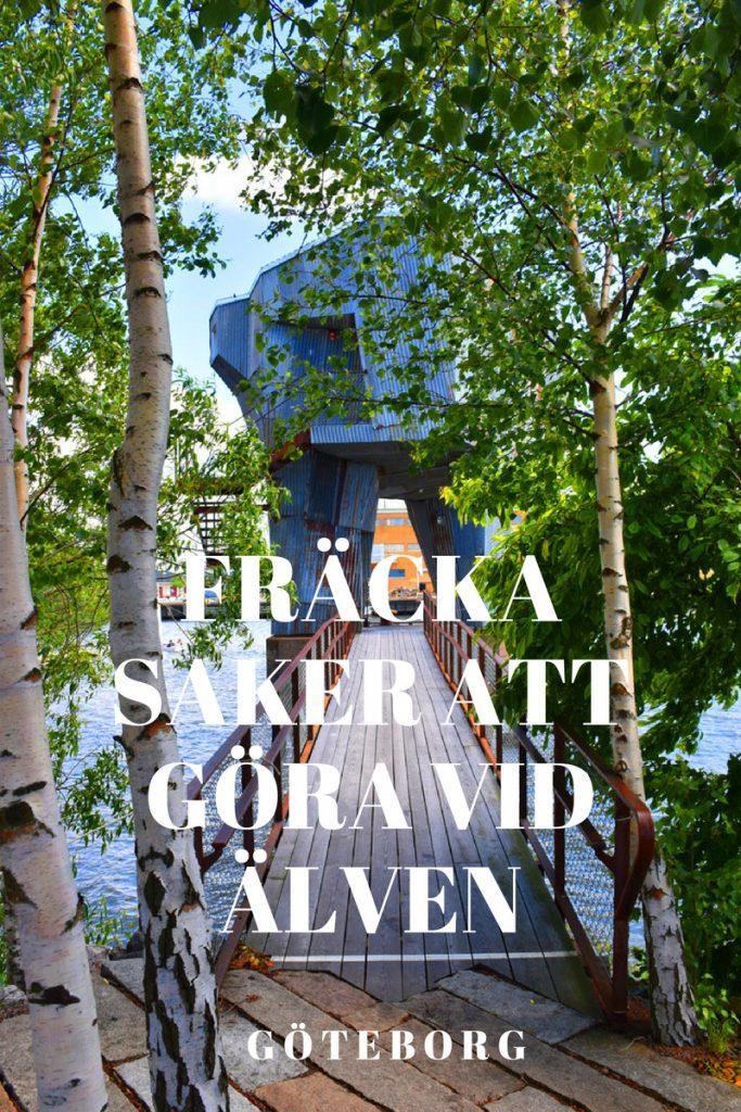 Fräcka Saker Att Göra Vid älven I Göteborg Fantasy Dining En