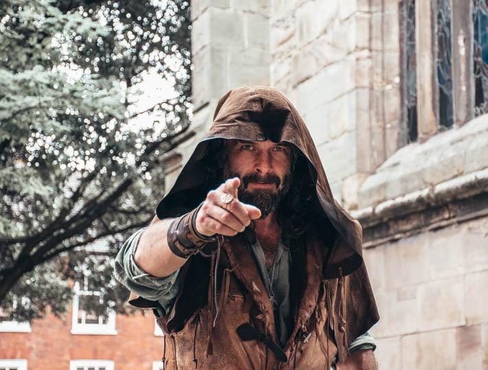 En Robin Hood-inspirerad resa till Nottingham