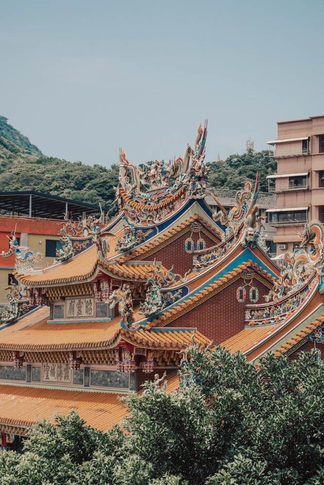 Reseguide Jiufen: Taiwans guldgruva