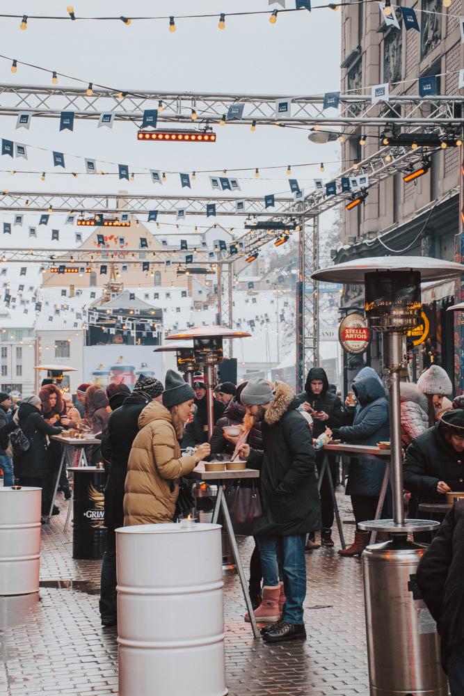 Reseguide: Kulinariska matupplevelser i Riga