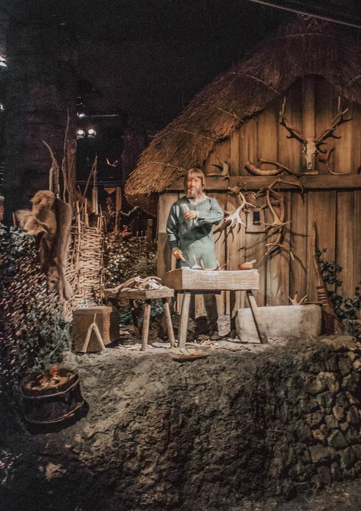 En resa tillbaka till vikingatidens Jorvik